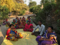 Women come together in multi-layered sanitation institutions in Angul set up under Project Nirmal to improve the sanitation chain. (Image: SCI-FI, CPR)